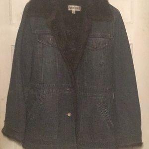 New Marvin Richards Jean Coat
